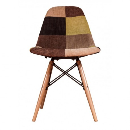 Silla Eames (Patchwork)