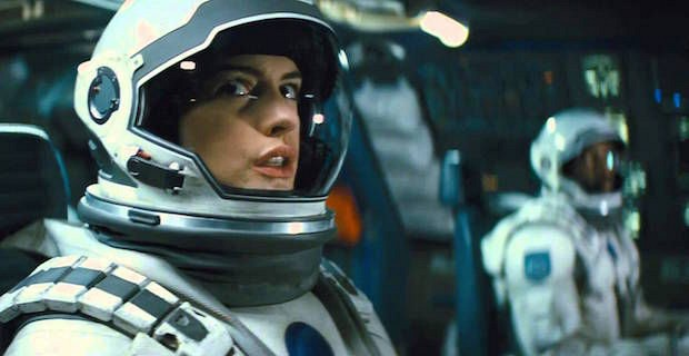 Anne Hathaway Amelia Brand Interstellar